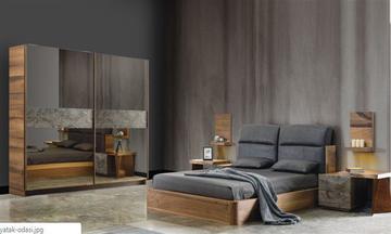 Alvino Luxury Yatak Odası Takımı