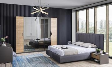 Nil Modern Yatak Odası Takımı