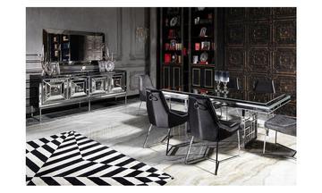 Gucci 1050 Modern Yemek Odası Takımı