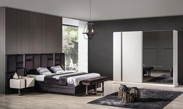 Stil Modern Yatak Odası Takımı