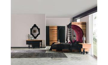 Pedin B. Modern Yatak Odası Takımı