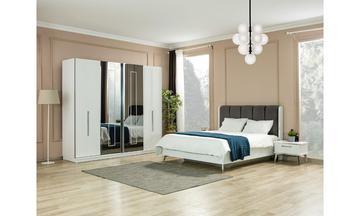 Milenyum Modern Yatak Odası Takımı
