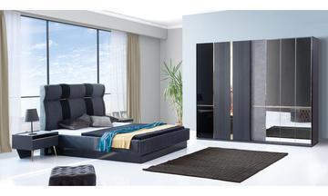 Noir Modern Yatak Odası Takımı