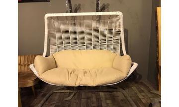 ÇİFTLİ SALINCAK Sandalye