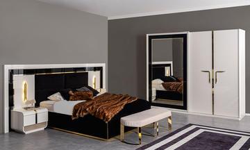 Aston Modern Yatak Odası Takımı