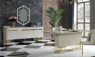 Fendi Luxury Yemek Odası Takımı