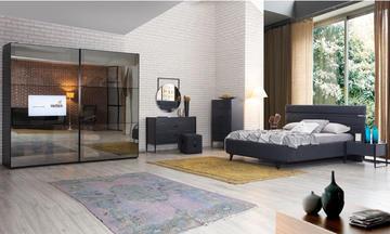 Alaçam Modern Yatak Odası Takımı