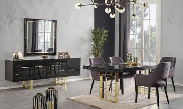 Ibiza Luxury Yemek Odası Takımı