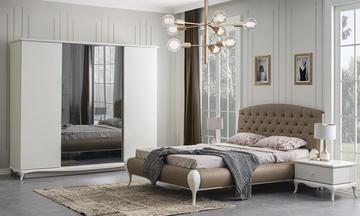 Art Beyaz Modern Yatak Odası Takımı