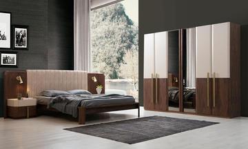 Petek Modern Yatak Odası Takımı