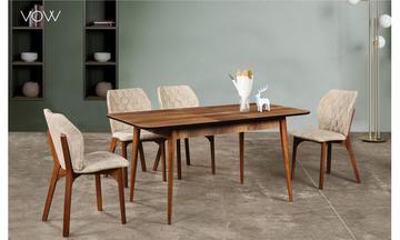 Loreto masa sandalye takımı Masa