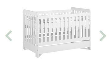 OSLO Kademeli Beşik 70x130 bebek odası