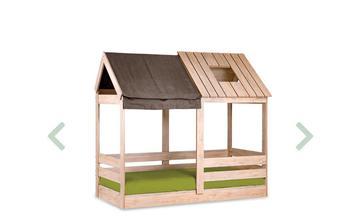 MY HOUSE 100x200 Montessori Karyola çocuk odası