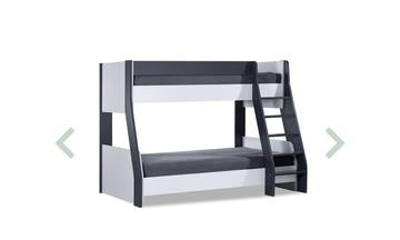 Breda Ranza 120x200 (Alt Kat 120x200-Üst Kat 90x200) çocuk odası