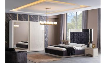Bentley Modern Yatak Odası Takımı