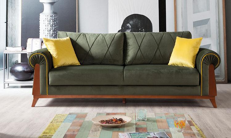 Londra Yeşil/Sarı