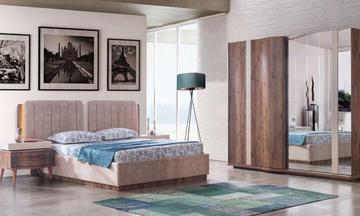 Desna Modern Yatak Odası Takımı