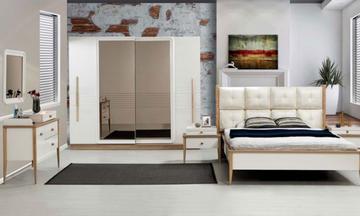 Küre Modern Yatak Odası Takımı