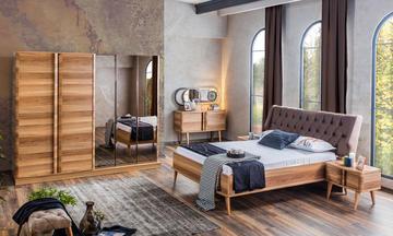 Eylül Modern Yatak Odası Takımı
