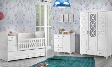 Selçuklu Maxi Bebek Odası Takımı