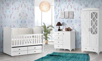Selçuklu Mini Bebek Odası Takımı