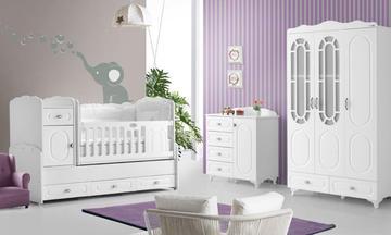 Saray Maxi Bebek Odası Takımı