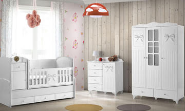 Papyon Maxi Bebek Odası Takımı