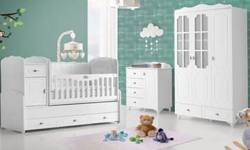 İrem Maxi Bebek Odası Takımı