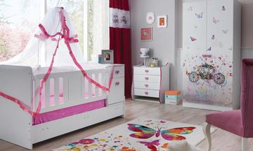 Prenses Bebek Odası Takımı