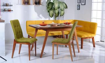 Amsterdam Mutfak Masası Takımı