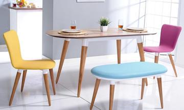 Bari Mutfak Masası Takımı
