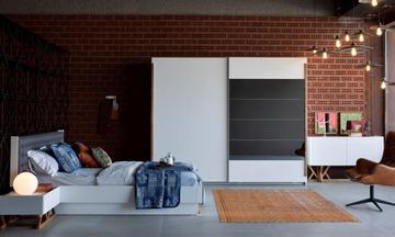 Bianco Modern Yatak Odası Takımı