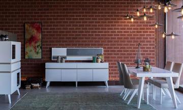 Lotus Modern Yemek Odası Takımı