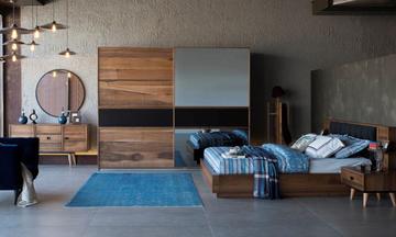 Kappa Modern Yatak Odası Takımı