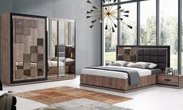 Defne Modern Yatak Odası Takımı