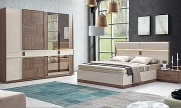 Sicilya Modern Yatak Odası Takımı