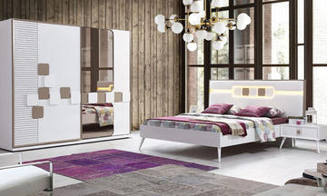Madrid Modern Yatak Odası Takımı