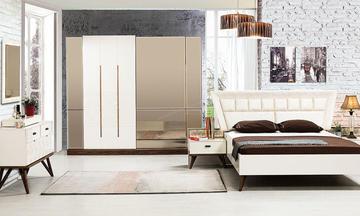 Rita Modern Yatak Odası Takımı