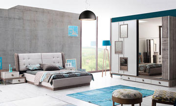 Mercan Modern Yatak Odası Takımı