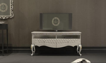 İnci Varaklı Avangarde Tv Ünitesi