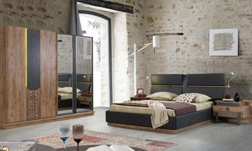 Caremel Modern Yatak Odası Takımı