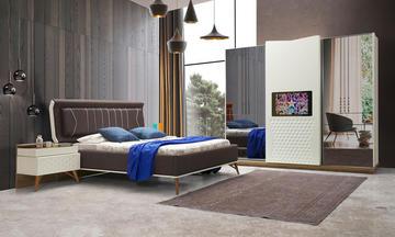 Mevsim Modern Yatak Odası Takımı