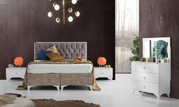 Casiye Modern Yatak Odası Takımı