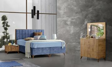 Fetih Modern Yatak Odası Takımı