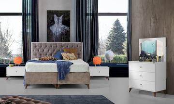 Kaf Modern Yatak Odası Takımı