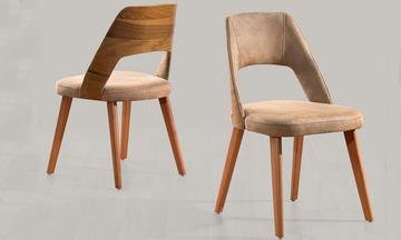 Wood Sandalye
