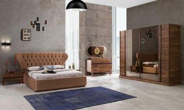 Natural Modern Yatak Odası Takımı