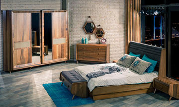 Pera Modern Yatak Odası Takımı