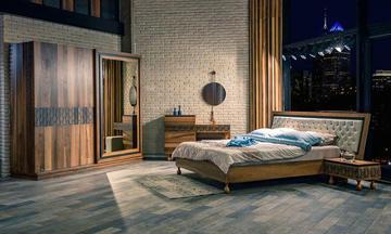 Capris Modern Yatak Odası Takımı