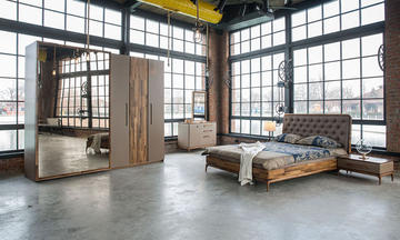 Jungle Modern Yatak Odası Takımı